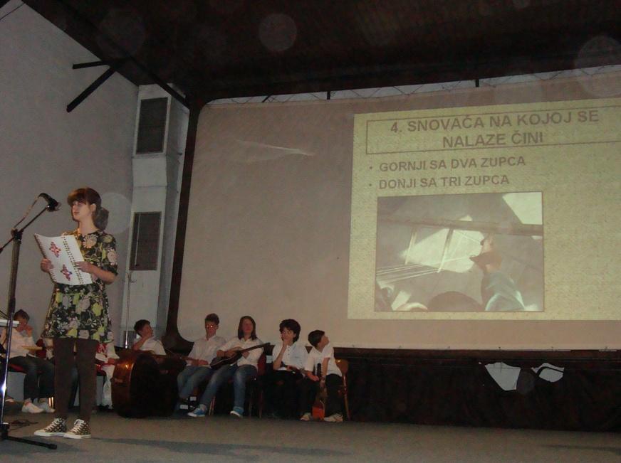 Osnovna škola Dvor - Projekti - Dječji tjedan u Rujevcu